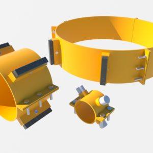 Опорно-направляющие кольца ОНК (ОНК-ПМТД)